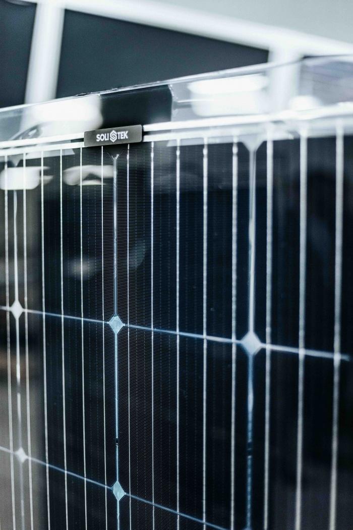 Saulės moduliai SOLID Pro
