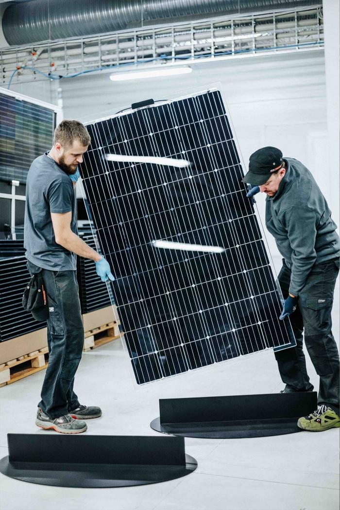 Kodėl Jums verta įsirengti saulės elektrinę?