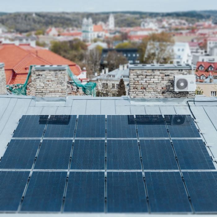 Kiek elektros energijos pagamins Jūsų naujoji saulės elektrinė?