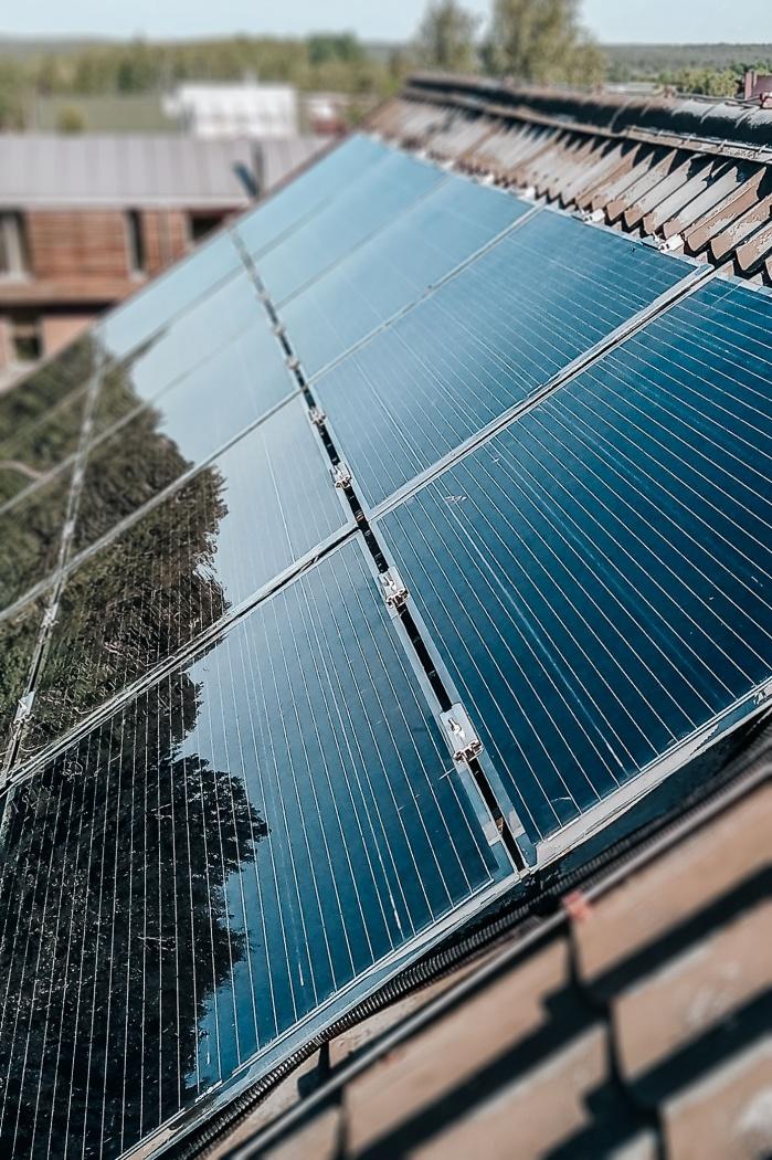 Saulės modulių SOLID Pro ir STANDARD skirtumai