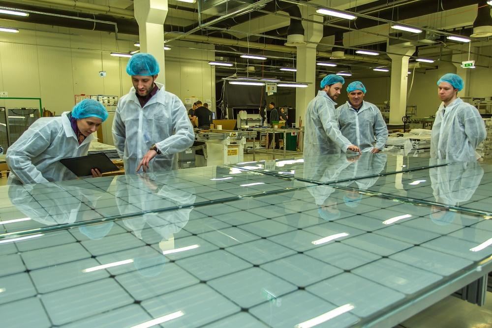 SoliTek sertifikuos saulės modulius kaip ekologinį gaminį