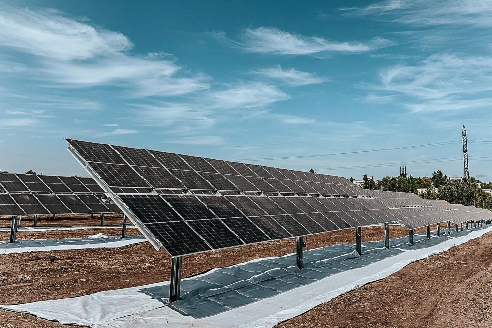 SoliTek ir Solarbank pasiūlė efektyviausią rinkoje saulės elektrinę