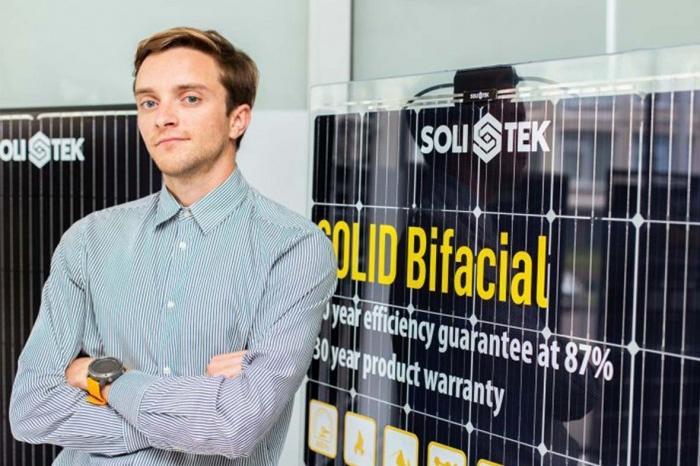 SoliTek modulių instaliacijos Olandijoje perlipo 3,2 MW