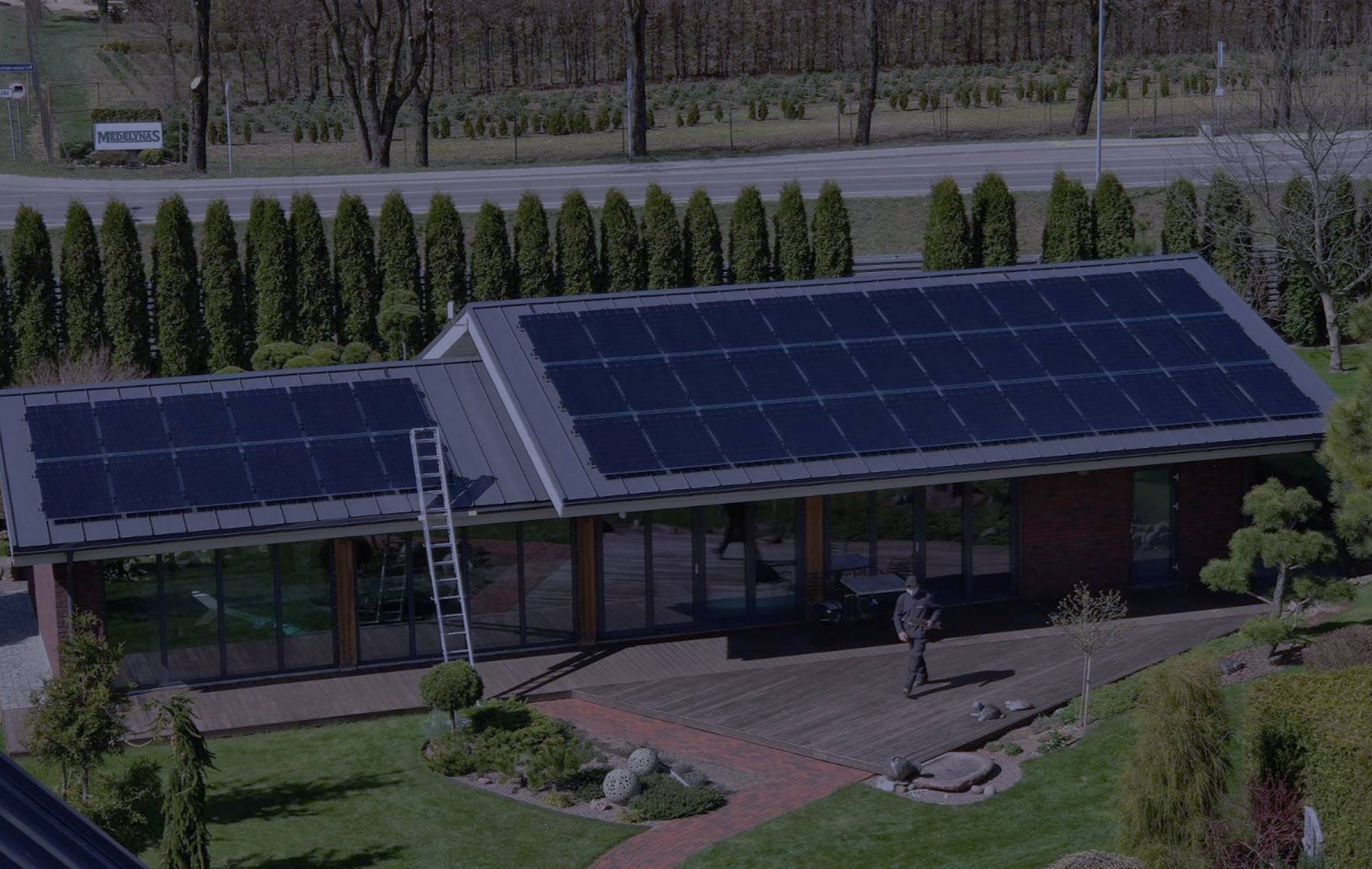 Pažangios saulės elektrinės